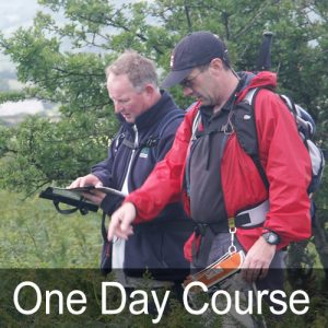 one day map and compass course